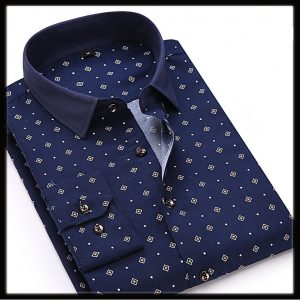 Man Shirts Diamond Style