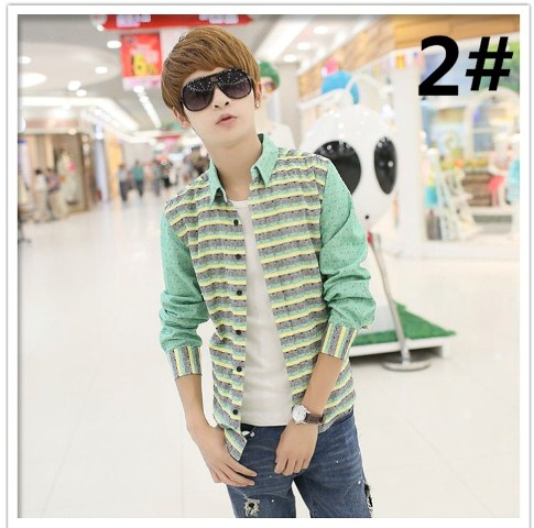 Men Long shirtsstyle for party