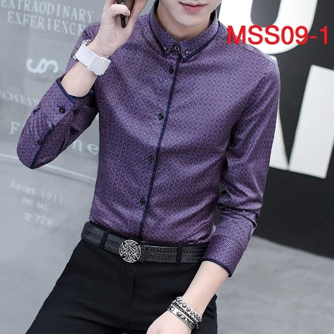 Men shirt Young boy for party work wedding