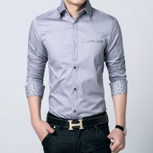 Men shirt brand for party work wedding
