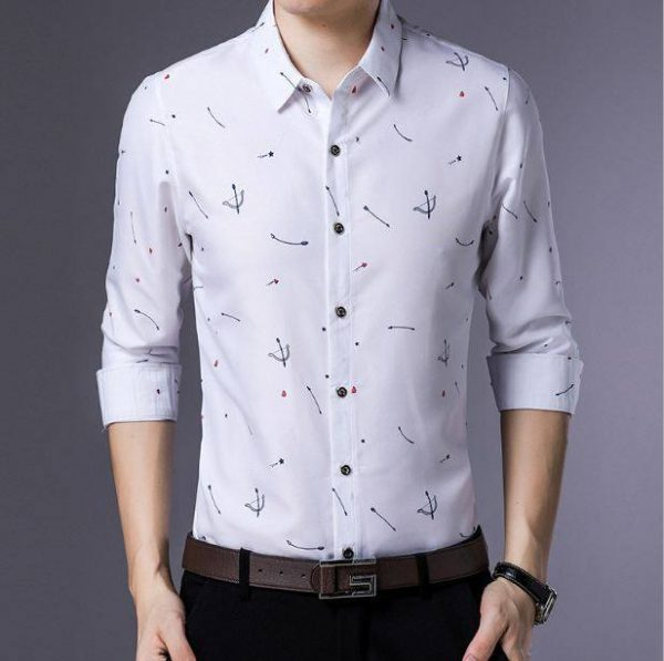Men shirt style for party