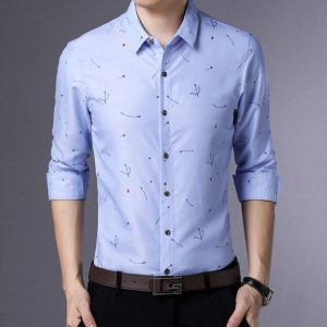 Men Shirt Style for Party and Work